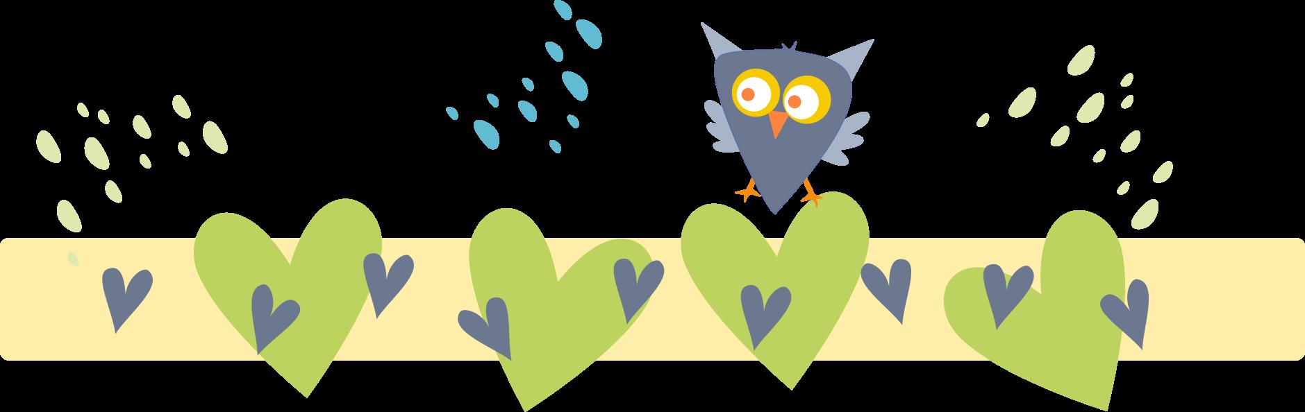 Pöllö ja sydämet Lapsesi sydän on suurin ja kallein aarteesi