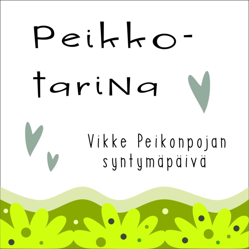 Peikkotarina Vikke Peikonpojan syntymäpäivä