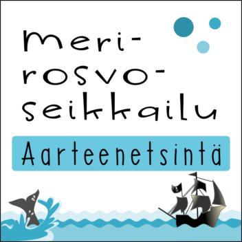 Merirosvoseikkailu Aarteenetsintä
